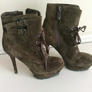 Sam & Libby ankle boots